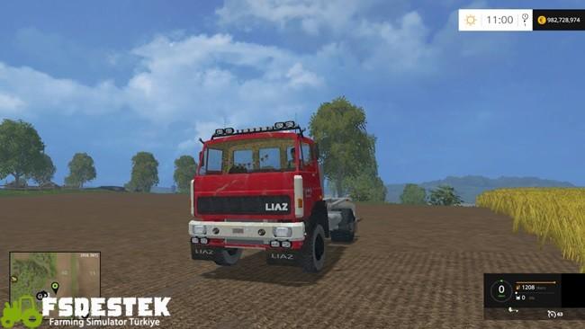 Photo of FS15 – Liaz 150 Kamyon Modu