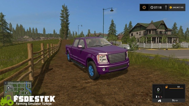 Photo of FS17 – Lizard Pickup V1