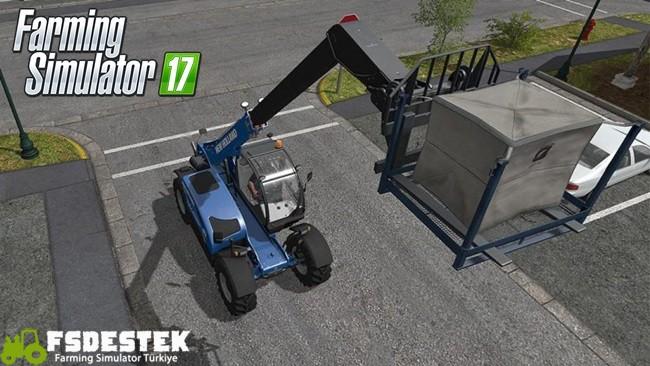 Photo of FS17 – New Holland LM 7.42 Ön Yükleyici V1