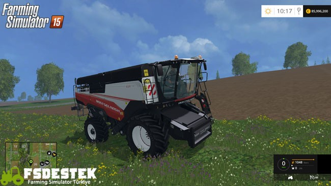 Photo of FS15 – Palessa GS16 Biçer Döver