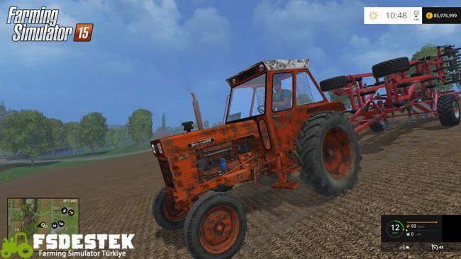 Photo of FS15 – Universal 650 Traktör Yaması