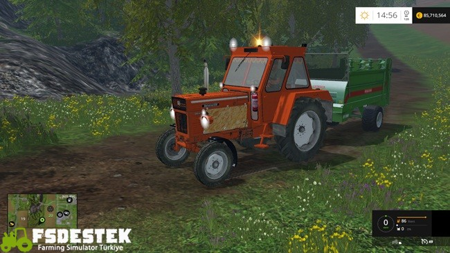 Photo of FS15 – Universal 650 Traktör Yaması V1