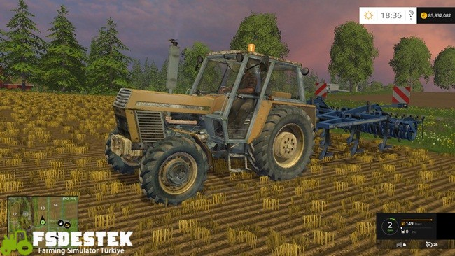 Photo of FS15 – Ursus 904 Traktör Yaması V1