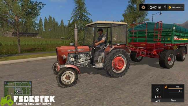 Photo of FS17 – Ursus C330 Traktör