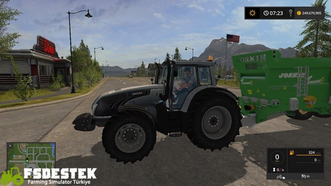 Photo of FS17 – Valtra T163 Traktör V1