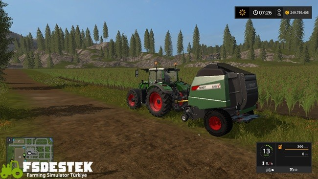 Photo of FS17 – Fendt V5200 Balya Makinası