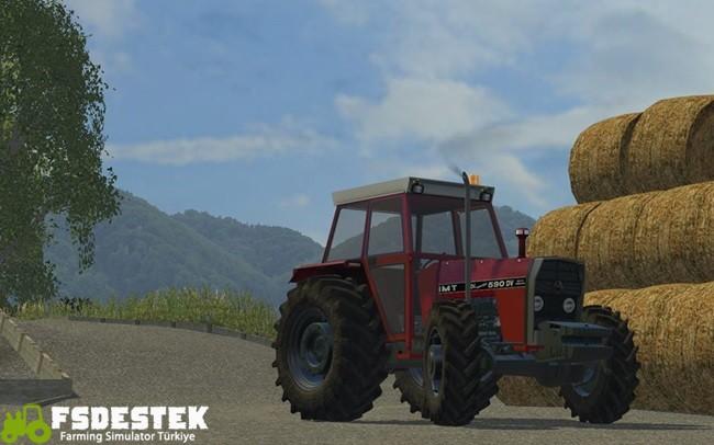 Photo of FS17 – IMT 590 DV Traktör V1