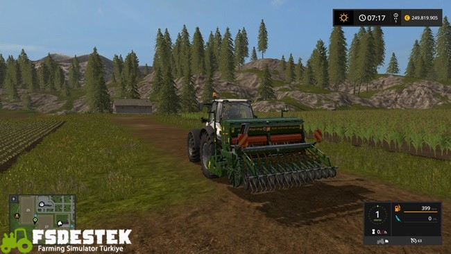 Photo of FS17 – Amazone D3000 Mibzer