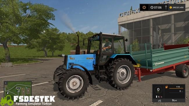 Photo of FS17 – Belarus 892 Traktör V2