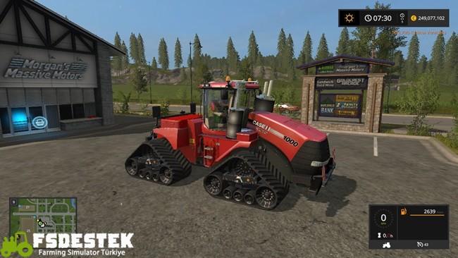 Photo of FS17 – Case IH QuadTrac 1000 Traktör V1