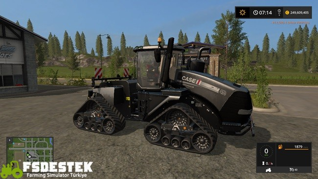 Photo of FS17 – Case IH Quadtrac Traktör V1