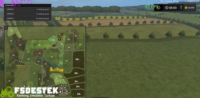 Photo of FS17 – Çek Cumhuriyeti Çiftlik Haritası V1