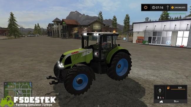 Photo of FS17 – Claas Arion 620 Cebis Traktör V1