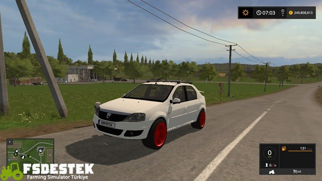 Photo of FS17 – Dacia Logan