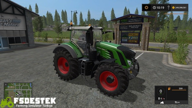 Photo of FS17 – Fendt Vario 900 V2