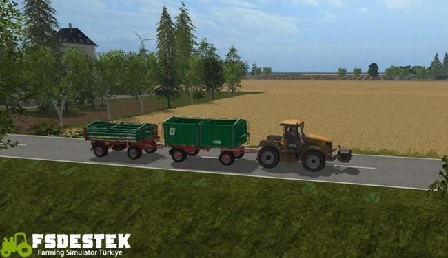 Photo of FS17 – Frisian March Çiftlik Haritası V1