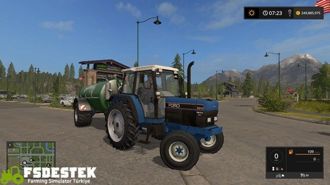 Photo of FS17 – Ford 6640 Traktör V1