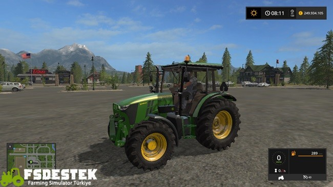 Photo of FS17 – John Dere 5085M V1