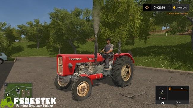 Photo of FS17 – Ursus C360 Traktör