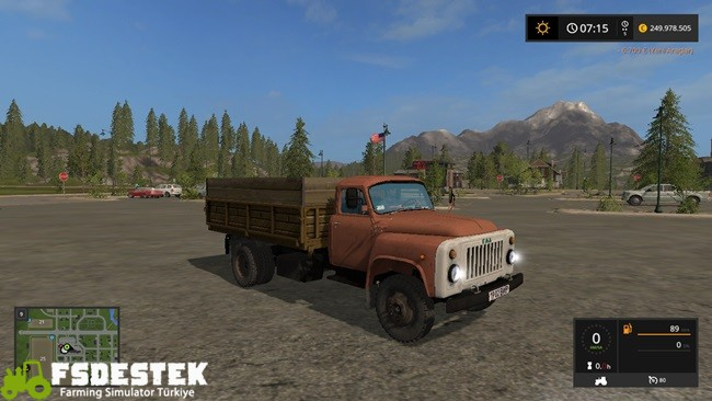 Photo of FS17 – Gaz 53 Kamyonet