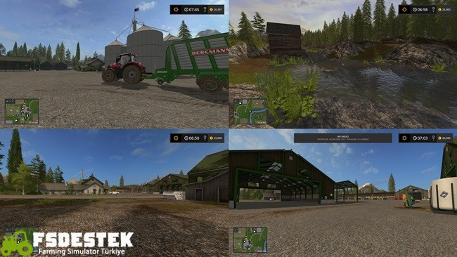 Photo of FS17 – Gold Crest Düzenleyen BY Stevie V1.0.0.5