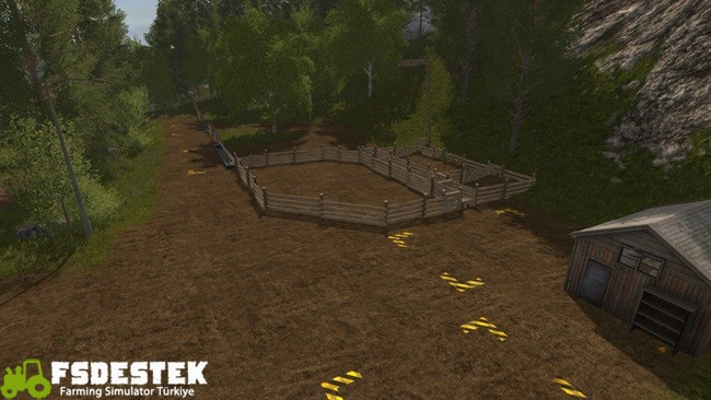 Photo of FS17 – Goldcrest Valley Çiftlik Haritası V1