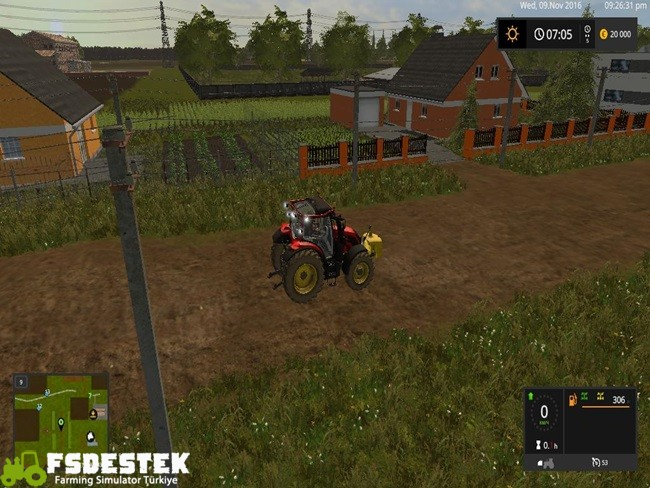 Photo of FS17 – Gorschkova Zemlya Haritası V1