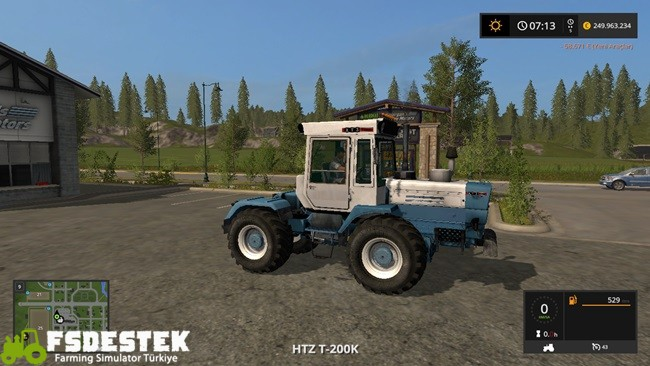 Photo of FS17 – XTZ 200K Traktör V2.5