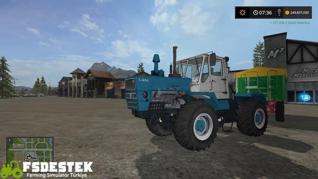 Traktör T-150 ve modifikasyonları 61
