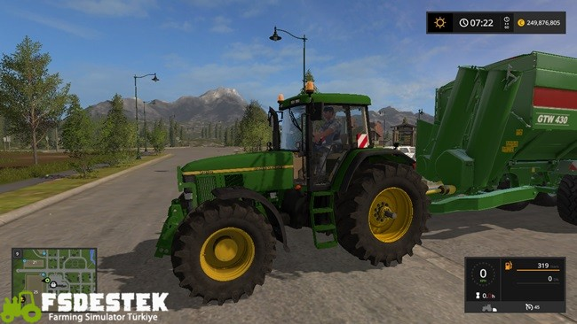Photo of FS17 – John Deere 7810 Traktör V2