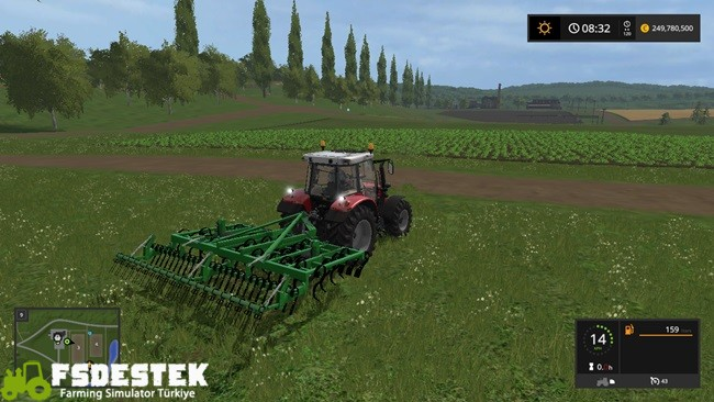 Photo of FS17 – Laumetris KLL-4 Kültivatör