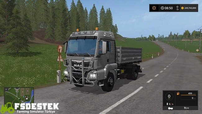 Photo of FS17 – Man TGS 18.440 Kamyon Modu