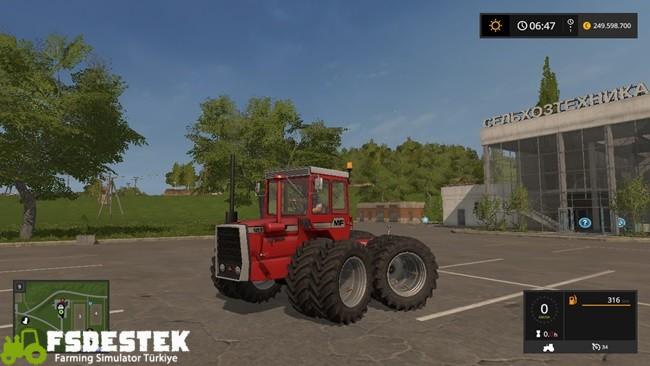 Photo of FS17 – Massey Ferguson 1200 Traktör V1