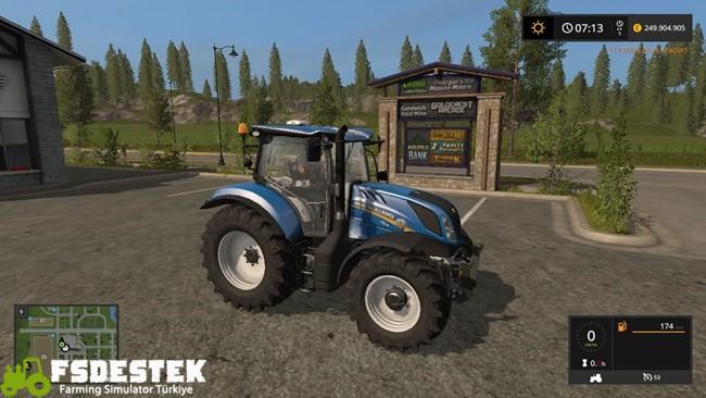 Photo of FS17 – New Holland T6 Serisi Traktör V 1.0.0.1