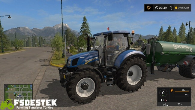 Photo of FS17 – New Holland T6 Traktör