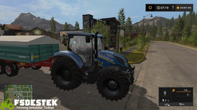 Photo of FS17 – New Holland T6 4B V1