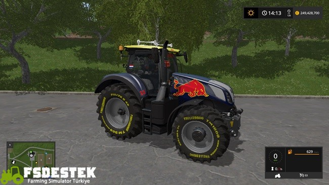 Photo of FS17 – New Holland T7 Rikie Traktör V1