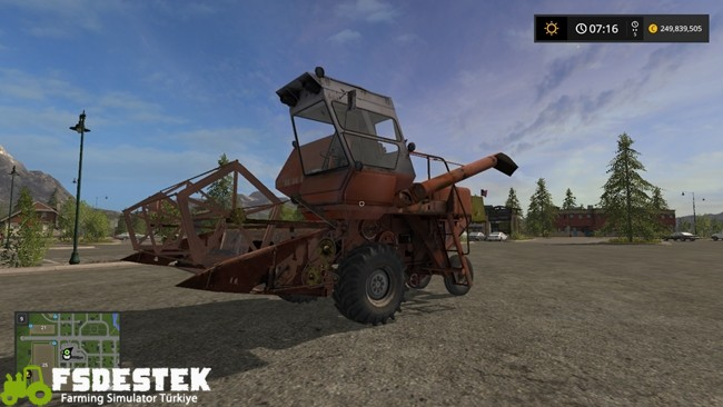 Photo of FS17 – NIVA SK-5 Eski Model Biçer Döver