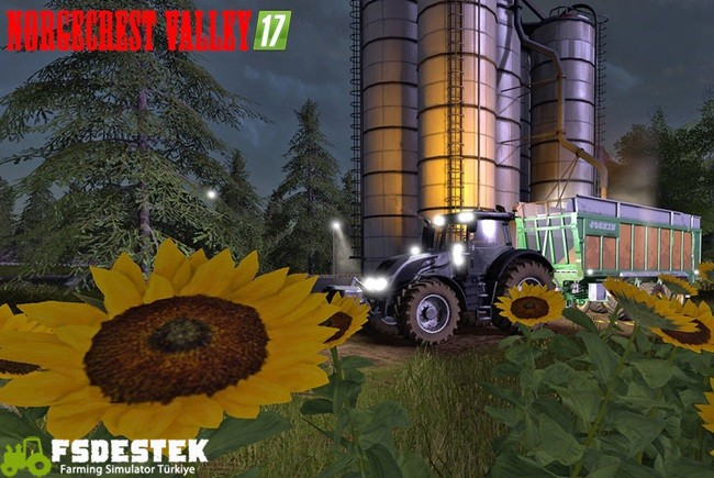 Photo of FS17 – Norge Crest Vadi Haritası V1
