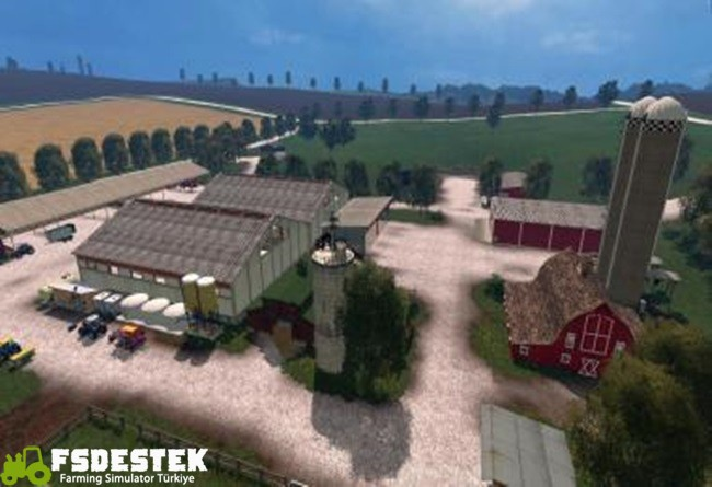 Photo of FS17 – Amerikan Kasaba Haritası V1
