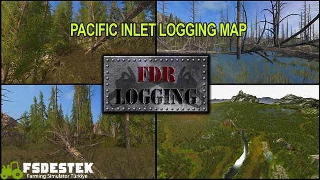 Photo of FS17 – Pasifik Orman Haritası V1