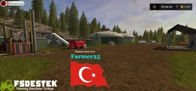 Photo of FS17 – Pasinler Çiftlik Haritası