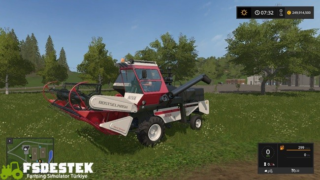 Photo of FS17 – Rostselmash Niva Biçer Döver Paketi