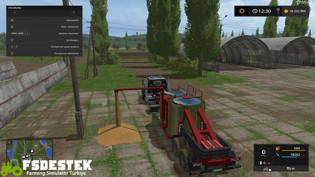 Photo of FS17 – Kalk Silo Römork V1
