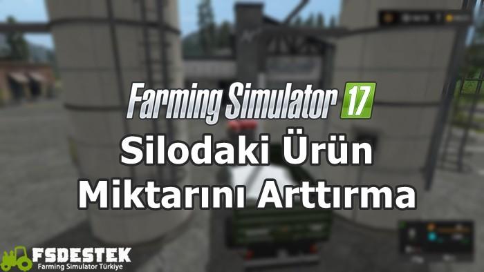 Photo of FS17 – Kayıtlı Oyunda Silodaki Ürün Miktarı Nasıl Arttırılır ?