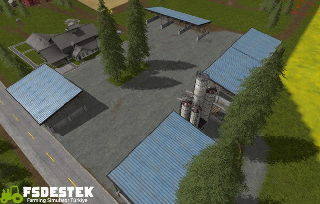 Photo of FS17 – Silvercrest Çiftlik Haritası V1