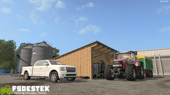 Photo of FS17 – Stappenbach Beta Harita Yaması V1
