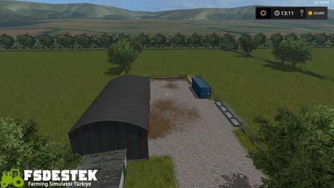 Photo of FS17 – Unofficial Grange Çiftlik Haritası V1.2