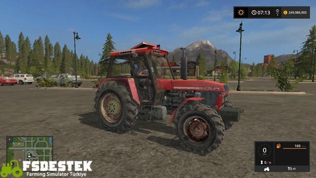 Photo of FS17 – Ursus 1614 Traktör V1