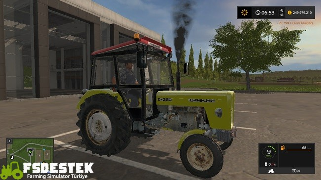 Photo of FS17 – Ursus C-360 V2 Traktör